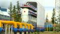 gas plant 13617845