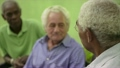 Active retired elderly people and free time, group of happy senior men, old friends 13991582