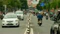 Time Lapse of Traffic in Busy District of Ho Chi Minh City Vietnam 14070054