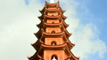 Time Lapse of the Tran Quoc Pagoda Temple in Hanoi Vietnam 14070134