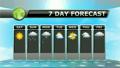 Weather Forecast / broadcast meteorology reporter backgrounda 14111412