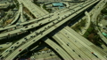 Los Angeles Aerial Freeway Interchange 14544151