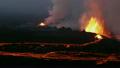 火山 火口 マグマの動画 14951558