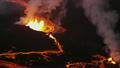 火口 火山 マグマの動画 14951639
