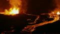 火山 火口 マグマの動画 14951655