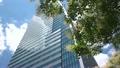新緑の季節 高層ビル 15110130