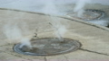 Steaming Manhole Covers water sewer department  15186229
