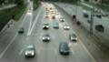 Traffic Under Bridge Freeway Suicidal Bridge Jump  15186389