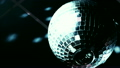 Disco mirrorball spinning and reflecting light 15234402