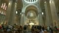 Inside of Basilica, Paris, France, 4k, UHD 15477626