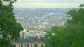 View on Paris from roof, France, 4k, UHD 15477629