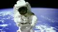 Astronaut On Spacewalk. 16030480