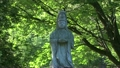 秋田県大仙市 荒川鉱山墓園 石像(ズームアウトあり) 16263301