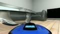 掃除機 お掃除ロボ ロボット掃除機の動画 16384157