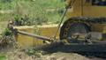Unidentified worker control Bulldozer to excavator 16456465