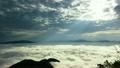 津別峠より屈斜路湖雲海 微速度撮影 16460000