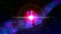 天の川(織姫と彦星が出会う)パーティクル3 16643311