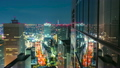 Night view of Tokyo Shinjuku (interval shooting) 16687988
