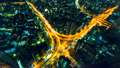 东京新宿的夜景(间隔拍摄) 16688036