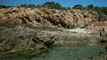 Mediterranean sea coastal landscape, Corsica 16925798