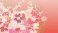 和風の咲き乱れる花 17110632