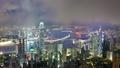 Timelapse video of Hong Kong at night 17237491