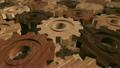 Looping Wooden Gears 17359387