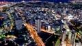 横浜みなとみらい 薄暮から夜景 (ミニチュア インターバル撮影) left zoom out 17472707