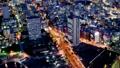横浜みなとみらい 薄暮から夜景 (ミニチュア インターバル撮影) zoom in 17472709