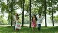 วิ่ง,สวนสาธารณะ,จอด 17560437