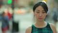 Young Asian woman face portrait 17682531