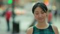 Young Asian woman smile happy face portrait 17682552