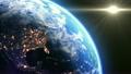 地球 世界 グローバルの動画 18019972