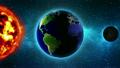행성, 공간, 코스모스 18057145