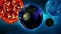 행성, 공간, 코스모스 18057146