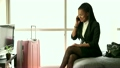 business, woman, phone 19670087