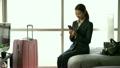 business, woman, smartphone 19670088
