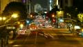 城市时间间隔53洛杉矶街市的城市街角 19766554