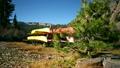timelapse, lake, kayak 19776307