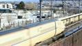 雪の中の新幹線 20040962