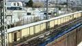 雪の中の新幹線 20040965