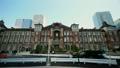東京駅 駅前 タイムラプスの動画 20711675