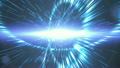 爆発エフェクト - ブルー 20734230