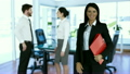 Business people standing and talking 21065870
