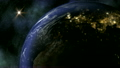 Earth 1008: The Earth in space. 21576521