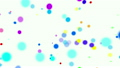 Colorful simple spots Dot background Background Abstract 21716753