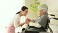 シニア 介護 福祉の動画 21754214