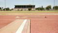 Sportsperson doing long jump 21852574