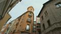 Narrow street in Monaco 21902579