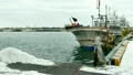 漁港 停泊 漁船の動画 21978402